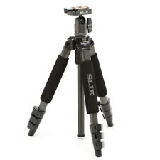 SLIK SPRINT MINI II GM 4-Section Camera Tripod w/ Ball Head for DSLR, Mirrorless