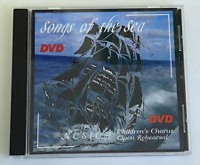 2008 NC Summer Institute In Choral Arts - Songs Of The Sea DVD