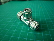 CO2 needle valve DIY System diffuser planted aquarium flow control valve