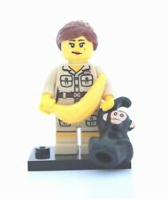 NEW LEGO MINIFIGURE SERIES 5 8805 - Zookeeper