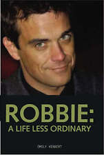 ROBBIE: A LIFE LESS ORDINARY, EMILY HERBERT, Used; Good Book
