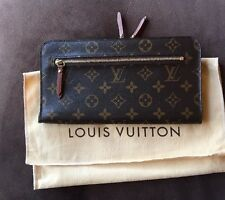Authentic Louis Vuitton Insolite Organizer Wallet Rare & Discontinued.