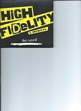 High Fidelity: A Musical [Original Cast Recording]  CD