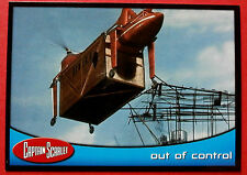 CAPTAIN SCARLET - Card #60 - Out of Control - Cards Inc. 2001