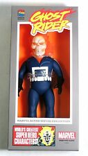 ESM0045. Marvel Retro SOFUBI Collection GHOST RIDER Figure by Medi Com Toys 2015