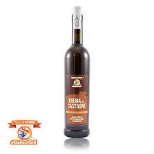 Crema di Castagne - Liquore Artigianale Calabrese - il Gallo al Grill - 50cl