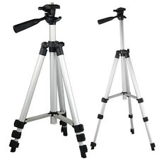115cm Telescopic Fully Adjustable Digital SLR Bridge Video Camera Tripod Stand