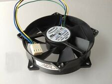 EVERFLOW F129025SU 90/80mm x25mm CPU Round Fan  12V 4Pin 0.38A 729