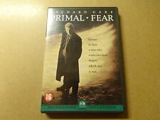 DVD / PRIMAL FEAR (RICHARD GERE)
