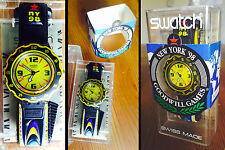 Swatch Goodwill Games  -  SHB101PACK - RARE!!!