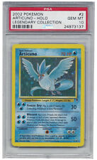Pokemon PSA 10 Articuno Holo Legendary Collection 2/110 1 of 3 in Gem Mint