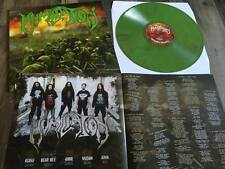 Humiliation - Honourable Discharge GREEN / RED VINYL LP Limited 100 Bolt Thrower