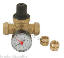 Altecnic Eres Pressure Reducing Valve 15 & 22mm