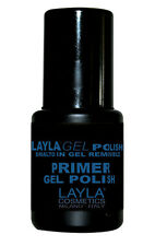 LAYLA PRIMER GEL POLISH PROFESSIONALE PER SMALTO SMALTO PER UNGHIE ONE STEP