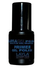 LAYLA PRIMER GEL POLISH PROFESSIONALE PER SMALTO SMALTO SEMIPERMANENTE