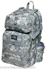 NEW!!!  ARMY DIGITAL CAMO PACK Tactical Hydration, Bug Out Bag EDC MILITARY ACU