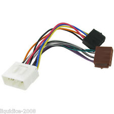 CT20SU01 SUBARU LEGACY UP TO 2007 ISO CAR VEHICLE HARNESS ADAPTER WIRING LEAD
