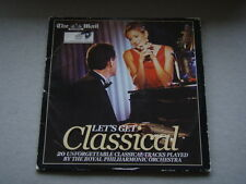 LET'S GET CLASSICAL - ROYAL PHIHARMONIC ORCHESTRA - CARD SLEEVE - CD