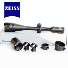 Zeiss Conquest HD 5-25x50mm Rifle Scope Illuminated Mil-Dot Reticle Hig Quality
