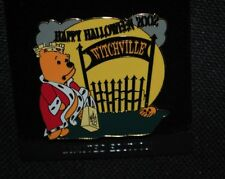 Disney Pin - WDW - Halloween Trick or Treat Series (Pooh) Witchville LE 1500 NEW