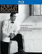 The Best of Bogart Collection (Blu-ray Disc, 2014, 4-Disc Set)