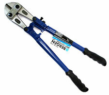 "18"" Bolt Cutter / Croppers Tin Wire Cable Cutting Snips By Bergen 7006"