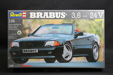 XQ055 REVELL 1/24 maquette voiture 7349 Brabus 3,6 – 24V mercedes année 1992