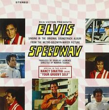 *NEW* CD Soundtrack - Elvis Presley - Speedway (Mini LP Style Card Case)