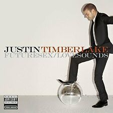 Justin Timberlake Futuresex/Lovesounds (2006, #6880622) [CD]