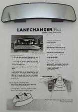 Lanechanger Plus Blind Spot Rearview Blindspot Wide Angle Safety Mirror