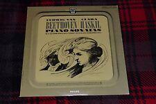 Ludwig Van Beethoven~Clara Haskil~Piano Sonatas~Philips PHC 9001~FAST SHIPPING