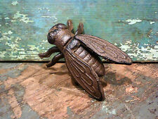 Cast Iron Brown House Fly Insect Home Garden Yard Lawn Outdoor Plant Patio Decor