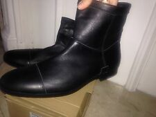 Zara Man Real Leather Boots Size Eur43/Uk9!