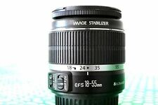 Canon EF-S 18-55mm f/3.5-5.6 IS  Autofocus Zoom Lens. With 4 Months Warranty
