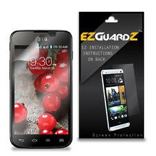 2X EZguardz LCD Screen Protector Skin Cover HD 2X For LG Optimus L5 II Dual E455