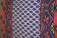 2  y  TSI  Silk Charmeuse  Fabric Ethnic Border Print  Apparel Bfab