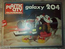 Vintage Plastic City Italo cremona serie Galaxy dal n. 204