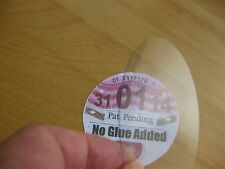 M4 Windscreen  magicWsticker Tax  Disc Holder  No glue Added