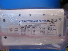 ACME/Standard Power Open Frame Power Supply 12VDC@3.4A / 5VDC@6A Model SPWD-80
