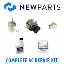 Ford Thunderbird 02-05 3.9L Full A/C Repair Kit with New Compressor & Clutch