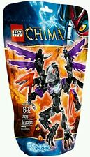 LEGO CHIMA / 70205 CHI RAZAR FIGURE /BNIP NEW SEALED / RARE RETIRED / FAST P&P✔