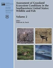 Assessment of Grassland Ecosystem Conditions in the Southwestern United...