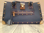 LOUIS VUITTON Le Fabuleux in Blue Suhali leather - STUNNING -