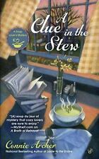 A Clue in the Stew (A Soup Lover's Mystery), Archer, Connie, New Book