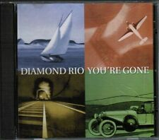 CD Country Diamond Rio - You're Gone (2 Songs) Promo BMG ARISTA