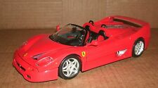 1/18 Ferrari F50 Diecast Model Car - Ferrari F-50 Supercar Replica Collectible