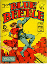 Blue Beetle #4 Photocopy Comic Book