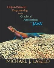 Object-Oriented Programming featuring Graphical Applications in Java-ExLibrary