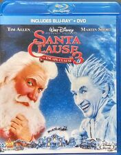 The Santa Clause 3: The Escape Clause (Blu-ray/DVD, 2011, 2-Disc Set)