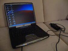 HP Omnibook XT1000 Laptop Notebook 14Zoll 40GB 256MB RAM Netzteil WIN XP
